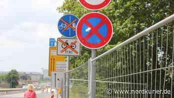 ▶ Baustelle in Neubrandenburg ist kreuzgefährlich für Radfahrer - Nordkurier
