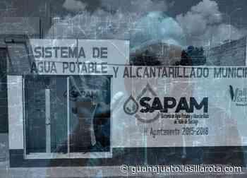 Al sistema de agua de Valle de Santiago les robaron 1 millón de pesos - La Silla Rota