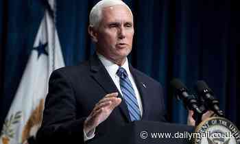 Mike Pence postpones campaign events in Arizona and Florida due to spike in coronavirus cases