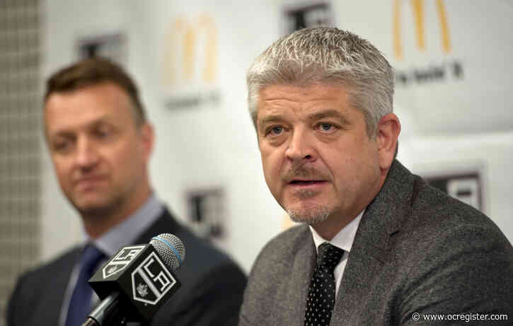 Five potential picks for the Kings in the NHL draft