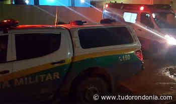 Durante briga em bar, homem é esfaqueado em Candeias do Jamari - Tudo Rondônia
