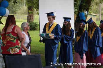 Walker Development Centre graduates celebrate their success - Grand Forks Gazette
