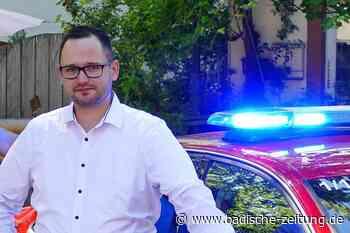 Schopfheim hat einen neuen Feuerwehrkommandanten - Schopfheim - Badische Zeitung - Badische Zeitung