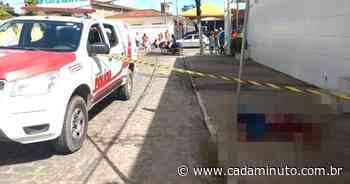 Jovem é executado a tiros no bairro Brasília em Arapiraca - Roberto - Cada Minuto
