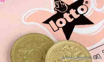 Two lucky ticket holders win £7.5m each after splitting Saturday's Lotto jackpot