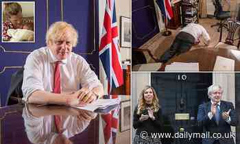 Boris pledges billions to get Britain booming and says we'll 'bounce forward' with huge revival plan