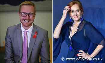 Labour frontbencher Lloyd Russell-Moyle accuses JK Rowling of exploiting her sexual assault ordeal