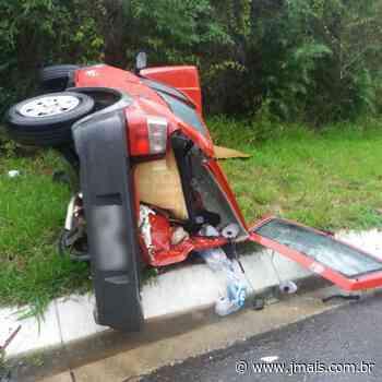 Criança morre em grave acidente na Rodovia do Xisto, na Lapa - JMais