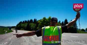 Michelstadt: Motorradfahrer wegen illegalem Rennen verurteilt - Echo Online