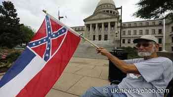 Mississippi moves toward stripping Confederate image from flag
