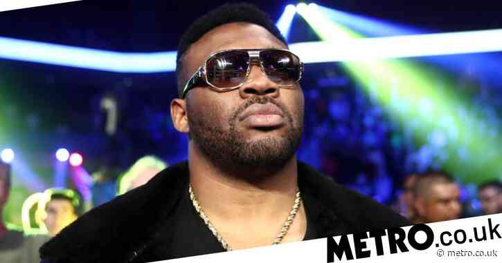 Heavyweight Jarrell Miller fails fourth drug test and pulled from comeback fight