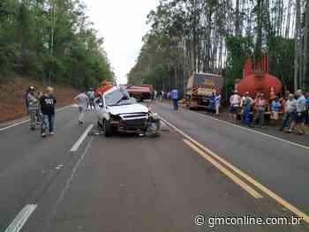 Morador de Sarandi morre em acidente na BR-376, em Loanda | Portal GMC Online - GMC Online