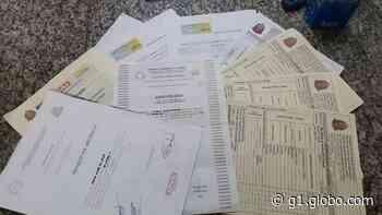 Homem é preso suspeito de vender documentos falsificados em Itupeva - G1