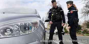 Les gendarmes équipés de caméras piéton à Beaumont-sur-Oise - Le Pandore et la Gendarmerie - Le Pandore et la Gendarmerie