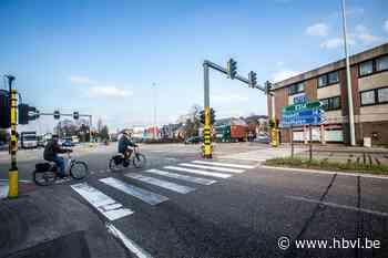 Zoektocht naar Noord-Zuid: Gust Feyen verzet zich niet tegen tracé onder Grote Baan - Het Belang van Limburg