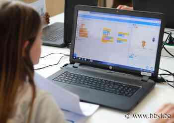 Don Bosco Helchteren organiseert technologiekamp - Het Belang van Limburg