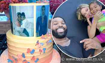 Tristan Thompson gushes that ex Khloe Kardashian is 'incredible' in a heartfelt birthday tribute