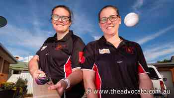 Sam Cotton and Kahla Summers reappointed as Ulverstone women's coach and captain for 2020-21 CNW season - The Advocate