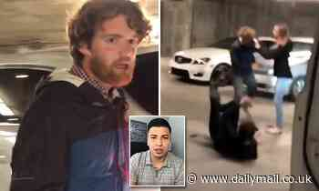 White man is fired after blocking a Latino man, 28, from entering his own apartment complex
