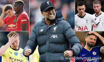 Liverpool have smashed records on the way to winning the title - so who can stop them next season?