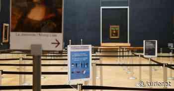 Louvre sperrt wieder auf: Zick-Zack-Schlangen vor Mona Lisa - KURIER