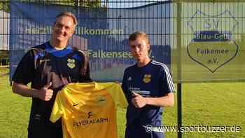 Zweiter Neuzugang für Blau-Gelb Falkensee - Sportbuzzer
