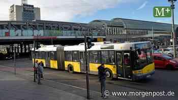 Ausschuss stimmt für Nachtbus zwischen Spandau und Falkensee - Berliner Morgenpost