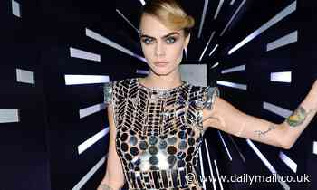 TALK OF THE TOWN: Cara Delevingne thinks she#s cracked the lockdown blues...and it's all about love