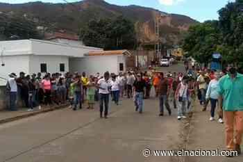 Protestaron en San Antonio del Táchira en rechazo a los cortes eléctricos - El Nacional
