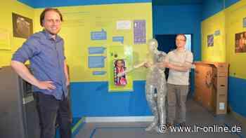Zuse-Museum: Im Computermuseum Hoyerswerda wird aus Besucher-Erinnerungen Kunst - Lausitzer Rundschau