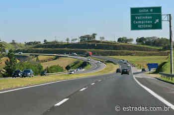 Trânsito é alterado em estrada de Valinhos (SP), nesta sexta (26) - Estradas
