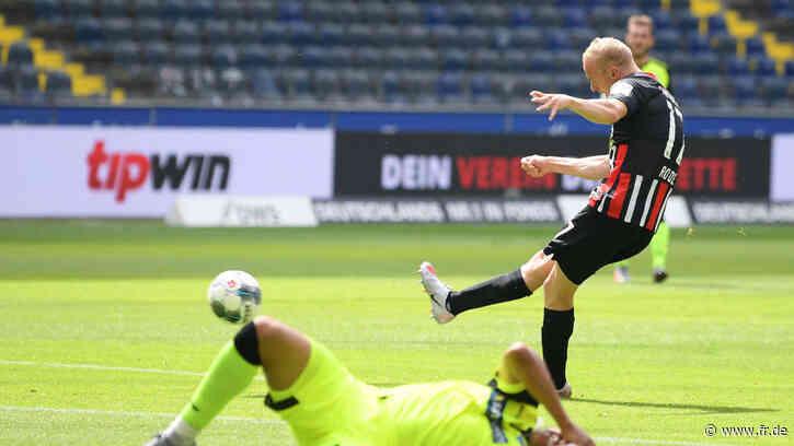 Eintracht Frankfurt mit Pflichtsieg gegen Paderborn - kein Comeback für Marco Russ - fr.de