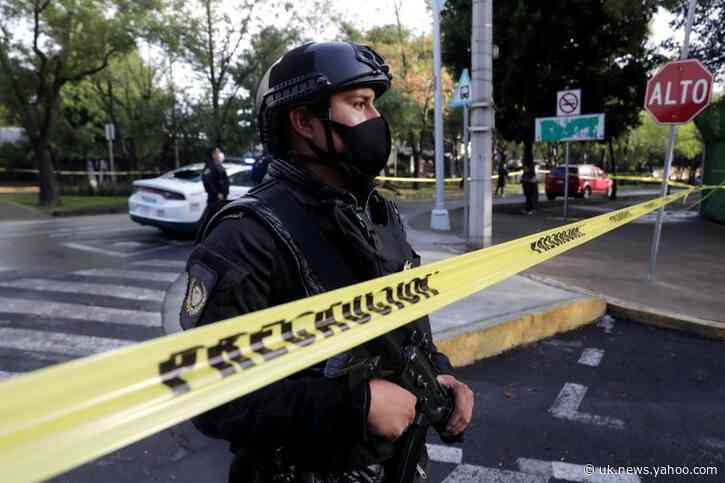 Brazen cartel attack in Mexico City opens new front in crime battle