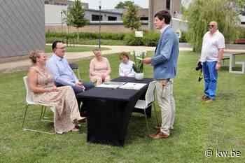Torhout kiest voor huwelijken in het stadspark - Krant van Westvlaanderen