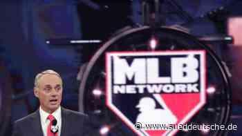 Saisonauftakt in US-Baseball-Liga für Juli geplant - Süddeutsche Zeitung