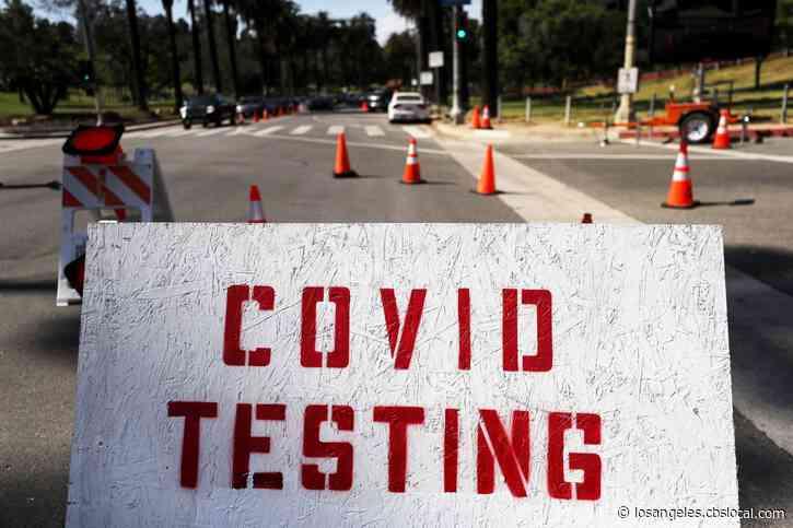 LA County Reports 2,169 New Coronavirus Cases, 23 New Deaths