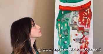 L' opera «Italia» dell'artista andriese Guantario alla mostra internazionale di Parma - La Gazzetta del Mezzogiorno