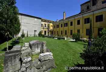 Il cortile della Cavallerizza, nuovo scrigno di bellezza in Pilotta a Parma - Foto - La Repubblica