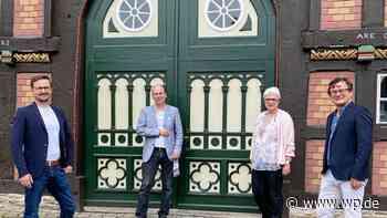 So arbeiten Jugendhilfe Olsberg und DRK Brilon zusammen - Westfalenpost