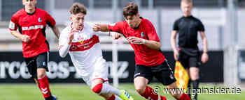 SC Freiburg: Noah Weißhaupt darf sich in der Vorbereitung empfehlen - LigaInsider
