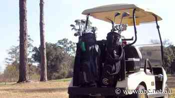 Karratha Country Club is reeling after a series of golf buggy thefts - ABC News