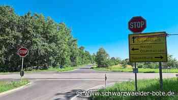 Straubenhardt: Verkehr kann wieder rollen - Straubenhardt - Schwarzwälder Bote