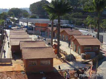 Obras melhoram entrada da cidade de Caieiras - RNews