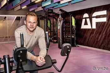 Robin opent Anytime Fitness in gebouw van supermarkt in Staden - Krant van Westvlaanderen