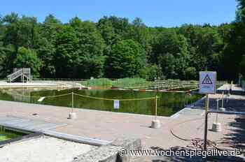 Idar-Oberstein: Badesaison im Naturbad Staden kann beginnen - WochenSpiegel
