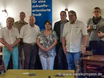 AfD-Marl Hauptversammlung hat neuen Vorstand gewählt: Ilona Labsch weiter Vorsitzende - Marl - Lokalkompass.de