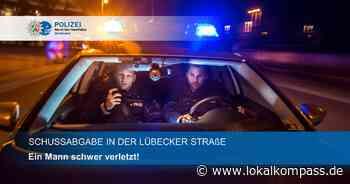 Mann durch Schuss schwer verletzt - Marl - Lokalkompass.de