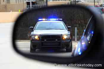 Driver charged following traffic stop near Blind River - ElliotLakeToday.com