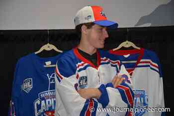 Jelley thrilled to be drafted by Summerside Western Capitals - The Journal Pioneer