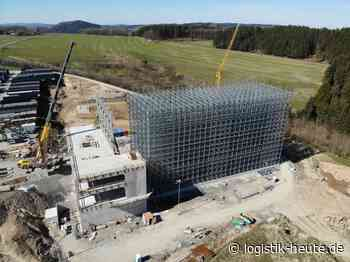 Getränkelogistik: Neubau für die Brauerei Veltins - Neubau (Logistikimmobilien) | News | LOGISTIK HEUTE - Das deutsche Logistikmagazin - Logistik Heute
